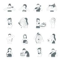 Hygiene-Icons Set