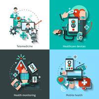 Digital medicin uppsättning