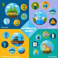 Alternativ energisats