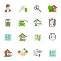 fastighets lägenhet ikon