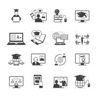 Online-Bildung-Symbol