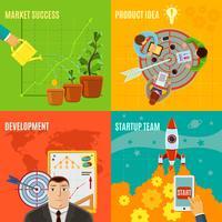 Start-Design-Konzept festgelegt