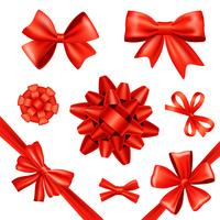 Geschenkbögen und Bänder