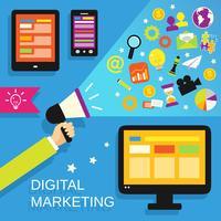 Digital marknadsföring set