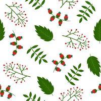 nahtloses Blumenmuster, flaches Design als Hintergrund, Geschenkpapier oder Tapete