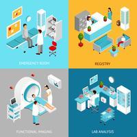 Krankenhausabteilungen eingestellt