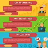 Meeting Banner gesetzt