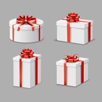 Geschenkbox vektor