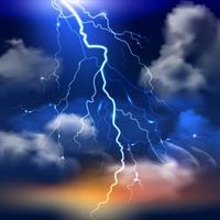 blixt bakgrund illustration