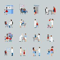 Kinderarzt Kinderarzt Set