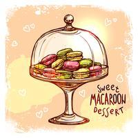 Süßigkeitenglas-Skizze