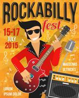 Musikfestival Poster