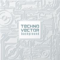 Circuit Vector Hintergrund
