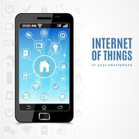 Internet der Dinge Telefon