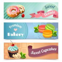 Bäckerei-Banner eingestellt