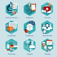 Medicinska begreppssats