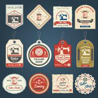Skräddarsymbolen för etikettsymboler