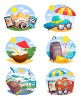 Sommerferien Kompositionen Set