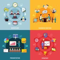 Business Workflow Designkoncept