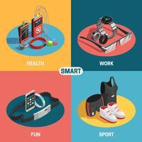 Wearable Technologie-Set