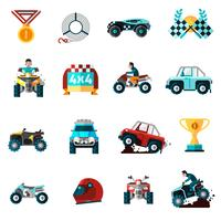 Offroad-Icons Set