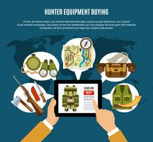 Hunter Ausrüstungszusammensetzung
