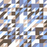Low Poly abstrakten Design-Hintergrund