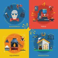 Blacksmith 2x2 Design Concept