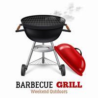 Barbecue Grill Abbildung