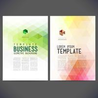 Sammanfattning vektor mall design, broschyr, webbplatser, sida, broschyr