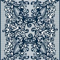 Oändligt tapeter, dekoration för din design, underkläder och smycken. vektor