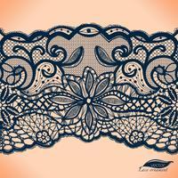 Mallram design. Lace Doily.