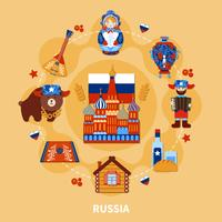 Reise nach Russland Zusammensetzung