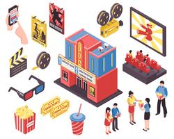 Filmteater Isometric Elements