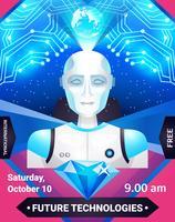 Framtida Technologies Poster