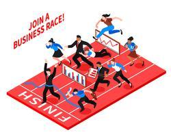 Wettbewerb Business Composition