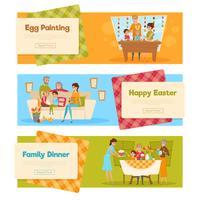 Ostern-Feiertagsfahnen eingestellt