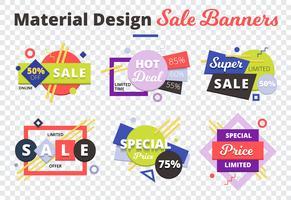 Försäljning Transparent ikonuppsättning