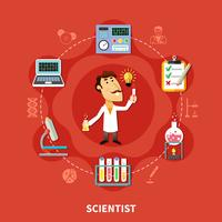 Erfinder der chemischen Wissenschaftler