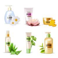 Organisk kosmetik Set