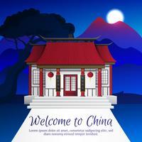 China Abbildung 1 vektor