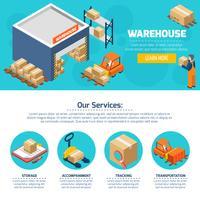 Warehouse webbplats