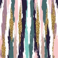 Abstraktes gestreiftes Muster vektor