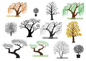 vektor träd4