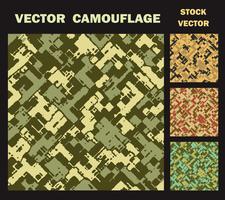 Vektor kamouflage