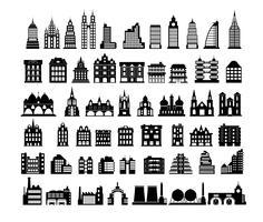 Vektor Häuser