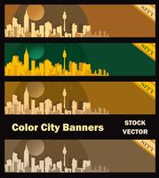 Verschiedene Farben vektor