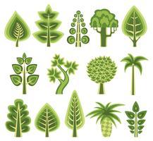 Träd vektor