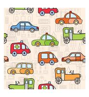 Transport im Cartoon-Stil vektor