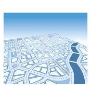 Isometrisk karta